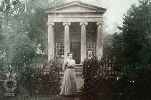 The Temple Lodge, c.1900. Photo: The Stoneham Archive